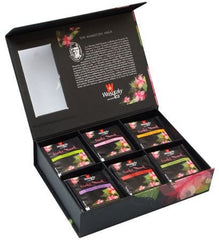 Wissotzky Tea Essential Moments Tea Chest Gift Box - 60 Assorted Teas - MakoletOnline