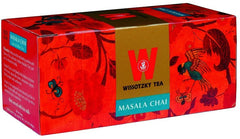 Wissotzky Tea Masala Chai / Box Of 20 Bags - MakoletOnline