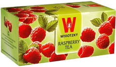 Wissotzky Tea RaspberryTea /Box of 25 bags - MakoletOnline