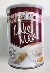 Yehuda Cake Meal, 16-Ounce Canisters