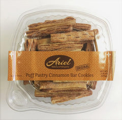 Ariel Bakery - Puff Pastry Cinnamon Bar Cookies