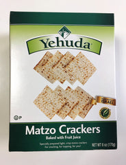 Yehuda - Matzo Crackers, 6oz