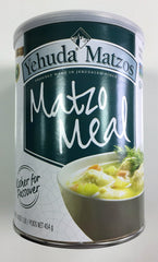 Yehuda Matzo Meal, 16-Ounce Canisters