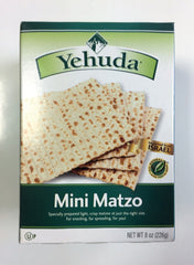 Yehuda - Mini Matzo, 8oz
