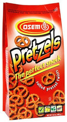 Osem Salted Pretzel Twist, 14.1-Ounce Package - MakoletOnline