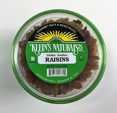 Klein's Naturals - Golden Raisins, Seedless