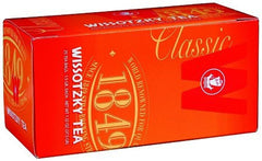 Wissotzky Tea Classic Tea - / Box of 25 bags - MakoletOnline
