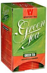 Wissotzky Tea Green tea with Apple & Cinnamon - MakoletOnline