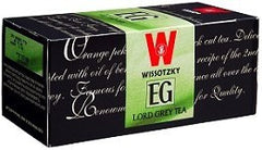 Wissotzky Tea Lord Grey Tea / Box Of 25 Bags - MakoletOnline