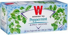 Wissotzky Tea Peppermint Tea / Box Of 20 Bags - MakoletOnline