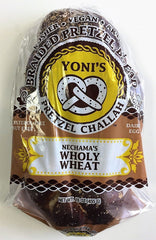 Yoni's - Wholy Wheat Pretzel Challah
