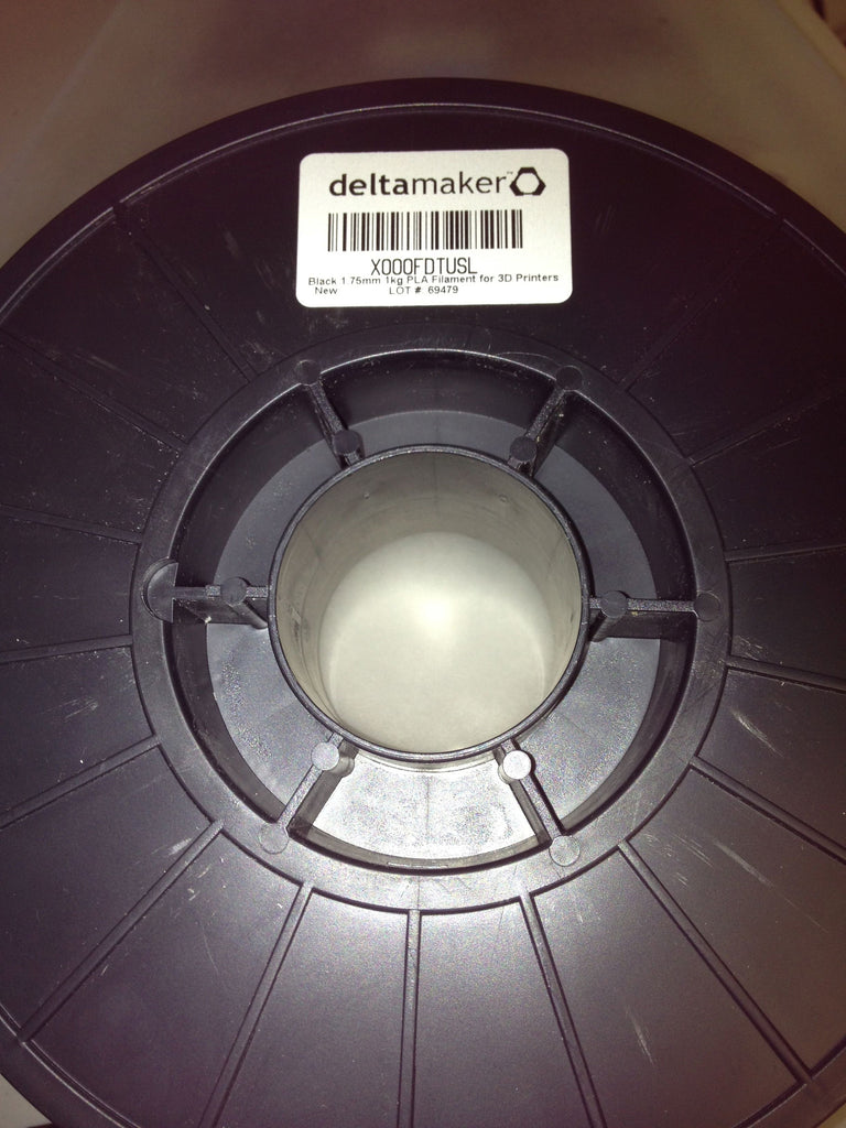 DeltaMaker PLA Sample Filament