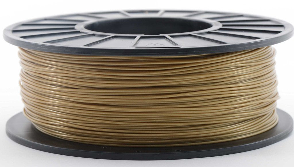 Gold PLA Filament, 1.75mm, 1kg