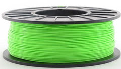 Neon Green PLA Filament, 1.75mm, 1kg
