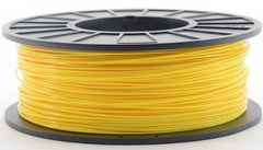 Neon Yellow PLA Filament, 1.75mm, 1kg