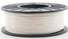Pearl White PLA Filament, 1.75mm, 5lb