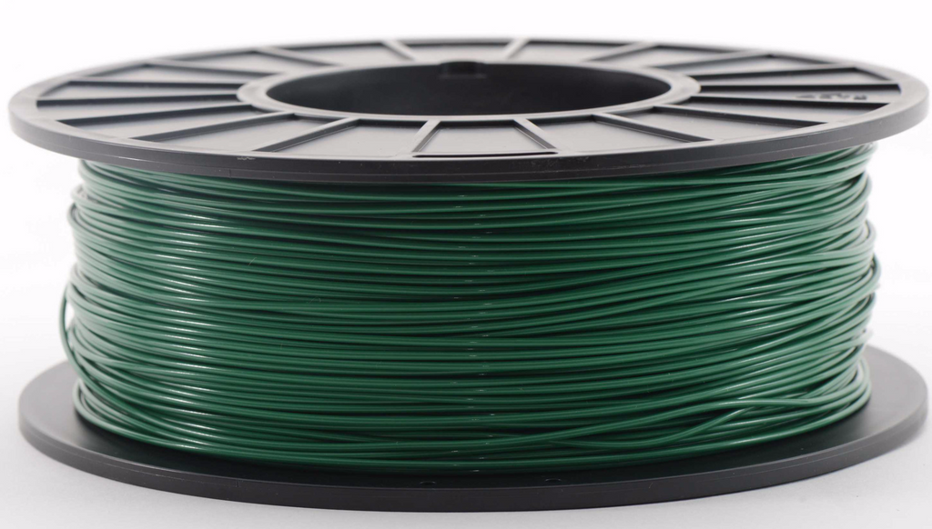 Dark Green PLA Filament, 1.75mm, 1kg