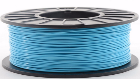 Neon Blue PLA Filament, 1.75mm, 1kg