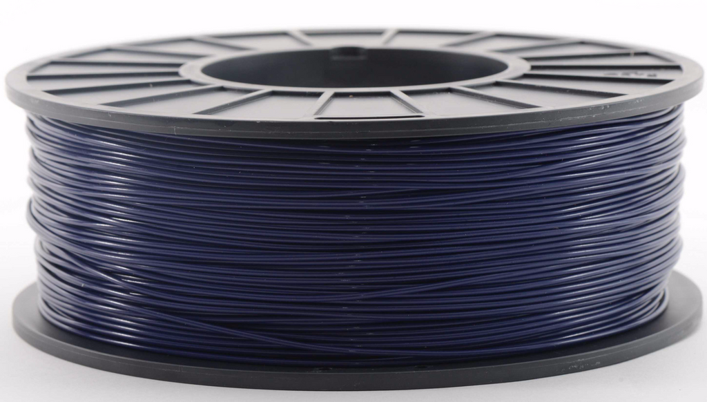 Dark Blue PLA Filament, 1.75mm, 1kg