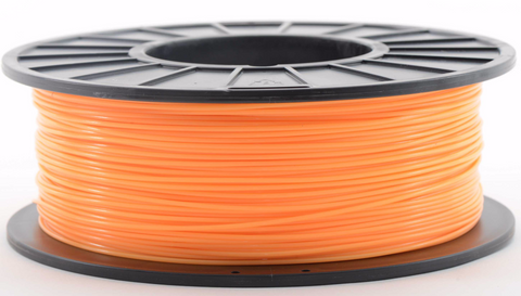Neon Orange PLA Filament, 1.75mm, 1kg
