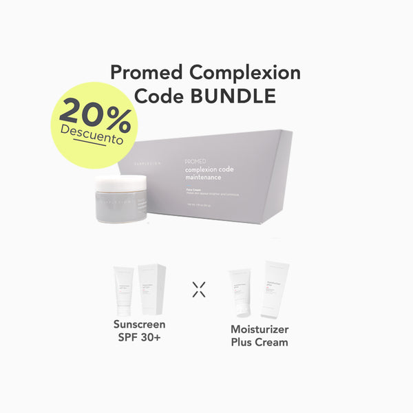 BUNDLE | Promed Complexion Code