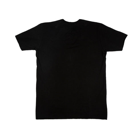 Black / Cream Benchmark Tee