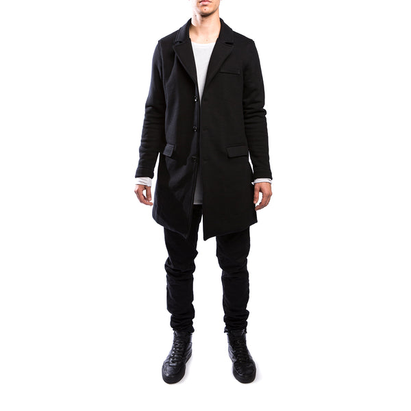 Cotton Trench / Black
