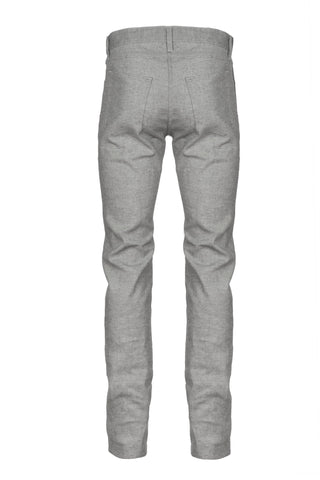 DOVE GREY DENIM