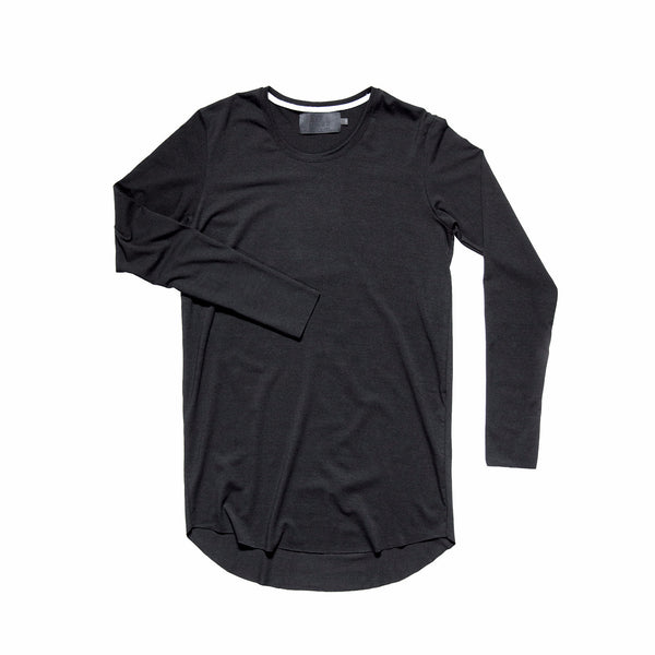 BASIC JERSEY LONG SLEEVE