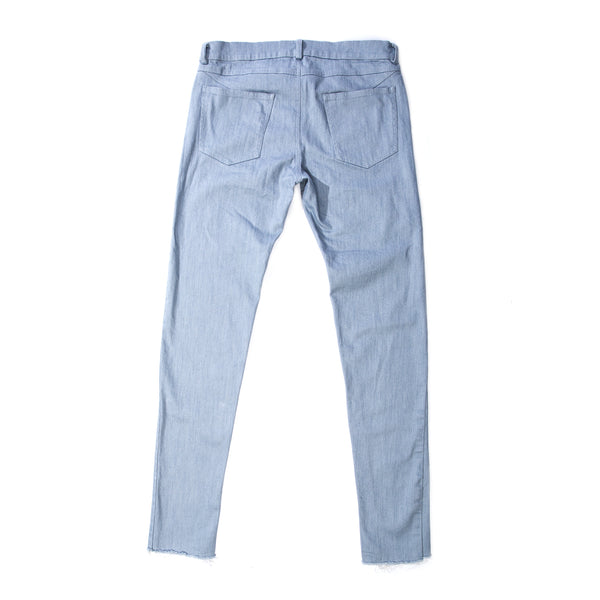 ITALIAN BLUE DENIM