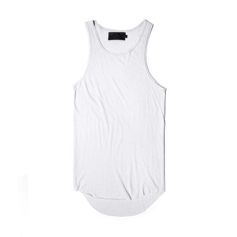 Light Grey 2 Texture Tank