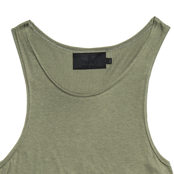 Olive 2 Texture Tank