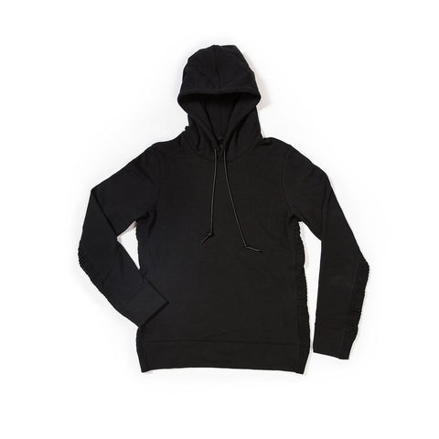 OTTOMAN PULLOVER HOODIE