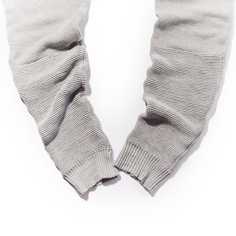 GREY MIX COTTON SWEATS