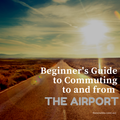 Beginner's Guide to Commuting to and from the Airport
