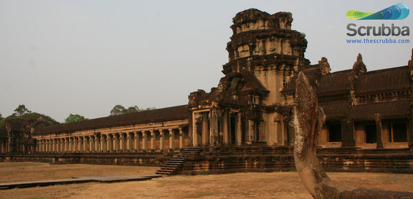 Temples around Angkor Wat, Cambodia