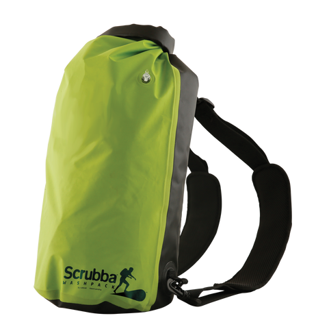 Top 5 Reasons to Pack Light | The Scrubba Wash Bag | The