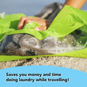 Scrubba Wash Bag - travel washing machine