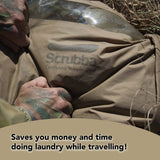 Scrubba Tactical Wash Bag