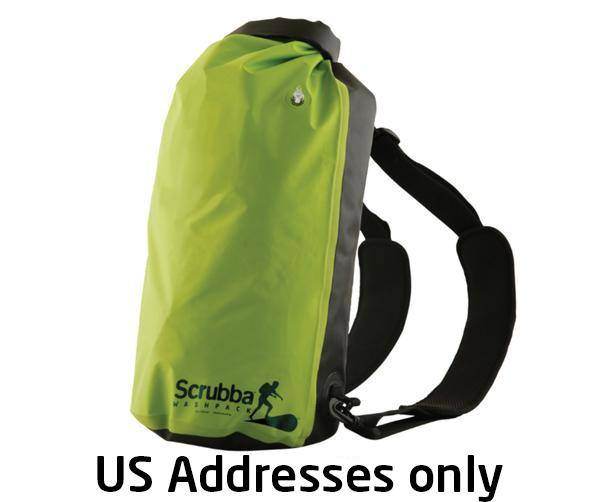 US only: Scrubba W Pack