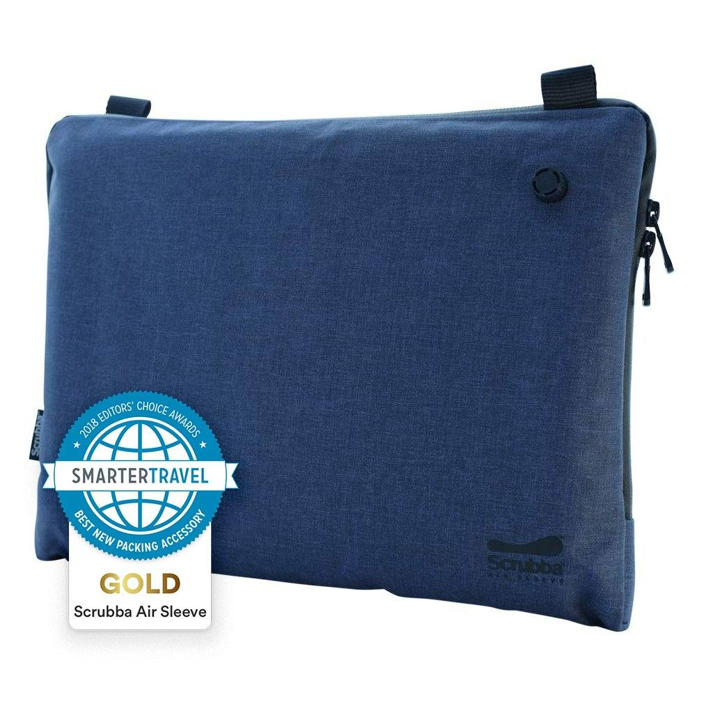 Global stock: Scrubba Air Sleeve Blue for tablets or laptops