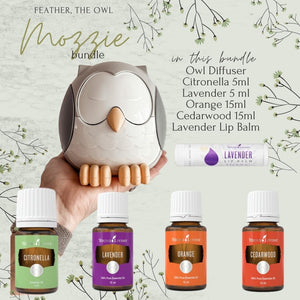 Feather Owl | Mozzie Bundle
