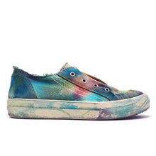 Load image into Gallery viewer, LO-TOP II - PSYCHEDELIC TIE-DYE (made-to-order)