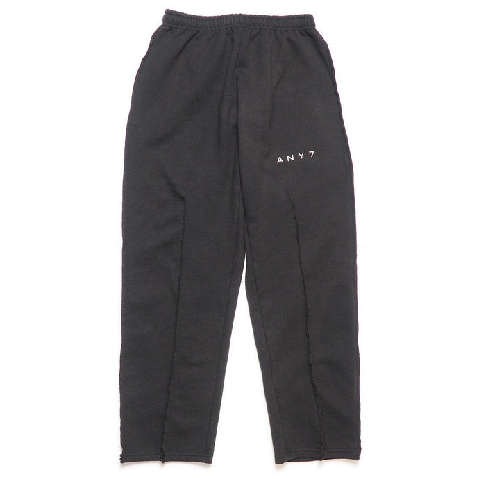 Outseam Signature Sweatpants - Rusted Black