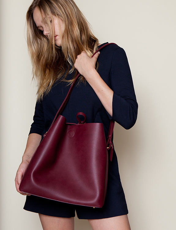 Jules Bucket Bag