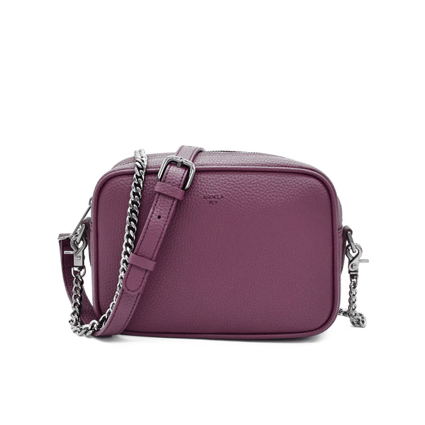 Grace Mini Crossbody [Signet] - Purple
