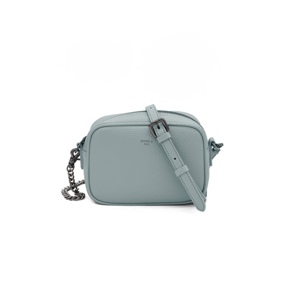 Grace Micro Crossbody [Signet] - Biscay Green