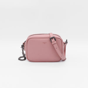 Grace Micro Crossbody [Signet] - Coral Pink [Sample Sale]