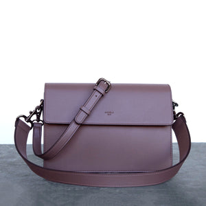 Hamilton Shoulder Bag [Signet] - Ash Rose