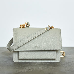Eloise Satchel - Light Gray
